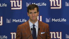 Manning takes blame for many of Giants' faults