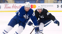 Leafs Ice Chips: Marleau excited for Leafs debut