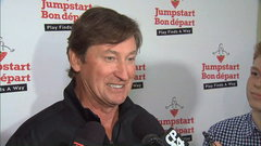 Gretzky sees parallels between Oilers and Leafs