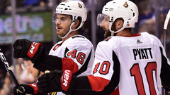 NHL: Senators 5, Maple Leafs 2