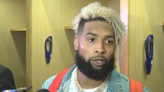 OBJ says Giants need short memory, Marshall takes blame