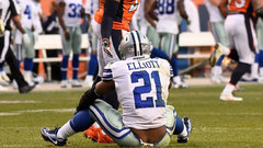 Irvin: You can't attach the word 'quitter' to Elliott