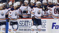 NHL: Oilers 4, Jets 1