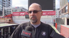 Redblacks not prepared to risk injured Tate