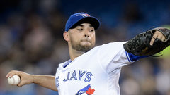 Estrada excited to return to Jays in 2018