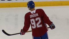 Habs Ice Chips: Drouin set for emotional debut