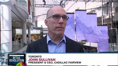 Cadillac Fairview CEO makes Olympic-sized partnership in moves to diversify