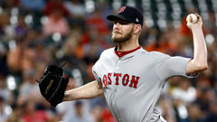 MLB: Red Sox 9, Orioles 0