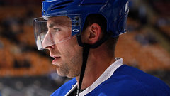 Lupul apologizes, says he will not be seeking second opinion