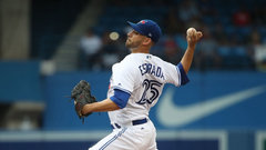 Jays, Estrada reportedly agree on one-year extension