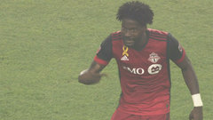 Ricketts scores twice to pull TFC within two