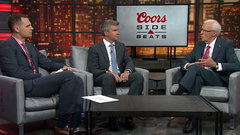 Coors Side Seats: Brian Williams