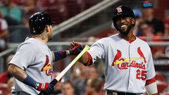 MLB: Cardinals 8, Reds 5