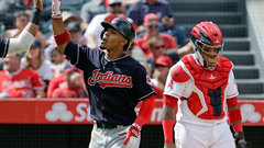 MLB: Indians 4, Angels 1