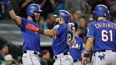 MLB: Rangers 8, Mariners 6