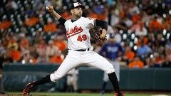 MLB: Rays 1, Orioles 3