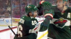 NHL: Jets 1, Wild 0