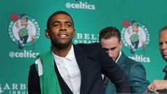 Jackson believes in Kyrie to lead Celts