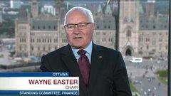 'God awful': Liberal MP Wayne Easter blasts tax plan communication