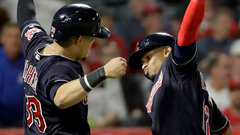 MLB: Indians 6, Angels 5