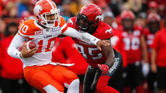 CFL Wired: Week 13 - Stamps 'D' shuts down Lions