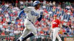 MLB: Dodgers 5, Phillies 4