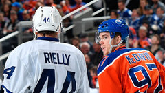 Anderson picks who would win the Cup the Oilers or the Leafs
