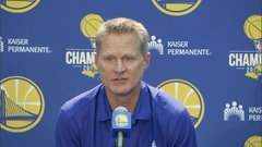 Kerr isn't sure if Warriors will visit White House