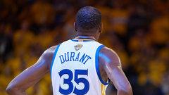Presti: Thunder don't have negative feelings toward Durant