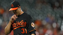 MLB: Rays 8, Orioles 3