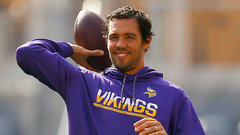 Vikings QB Bradford to miss second straight game