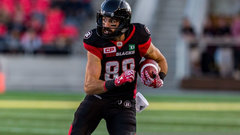 CFL Fantasy: Burris believes Lindley will rely on sure-handed Sinopoli