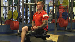 Invictus Games helped Hoogendorn achieve new goals
