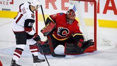 NHL: Coyotes 2, Flames 4