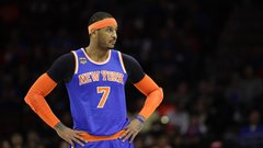 Cavs added to Melo's wish list