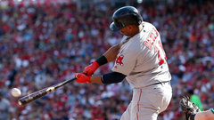 MLB: Red Sox 5, Reds 0