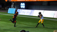 Masoli finds Tasker to give Ticats the lead