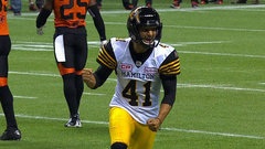 CFL: Tiger-Cats 24, Lions 23