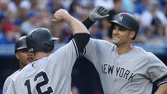 MLB: Yankees 5, Blue Jays 1