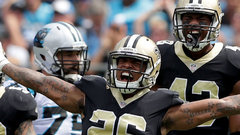 NFL: Saints 34, Panthers 13