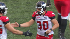 CFL: Stampeders 15, Roughriders 9