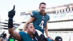 NFL: Giants 24, Eagles 27