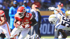 NFL: Chiefs 24, Chargers 10