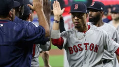 MLB: Red Sox 5, Reds 4