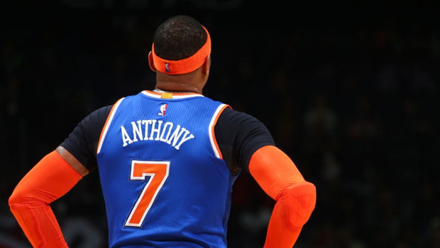What pushed Melo trade through?