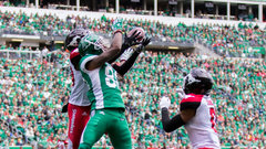 Stampeders 'devastating' defence leading the way