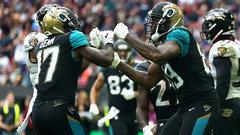 NFL: Ravens 7, Jaguars 44
