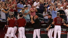 MLB: Marlins 2, Diamondbacks 3