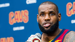 LeBron: 'The people run this country, not one individual'