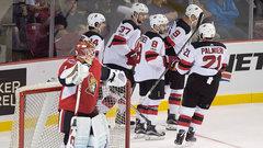 NHL: Devils (SS) 8, Senators 1